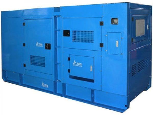 Дизель-генератор 90 кВт в кожухе серия Стандарт