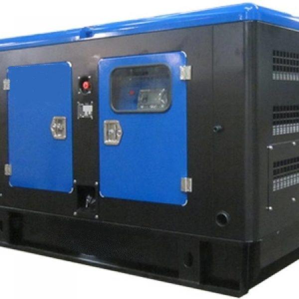 Дизель-генератор 24 кВт в кожухе двигатель PERKINS